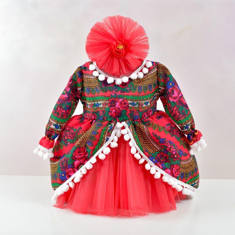Lumanari Dragstar Costum Popular Botez Fetite Rosu